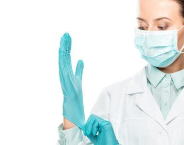 Informacja PPIS w Kartuzach dot. prawidłowego postępowania z zużytymi środkami ochrony osobistej stosowanymi w czasie pandemii